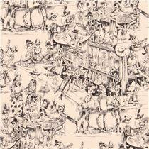 Henry Stoff cremefarbener henry stoff cowboy skelett taverne