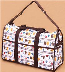 Aeroplane Travel Bag